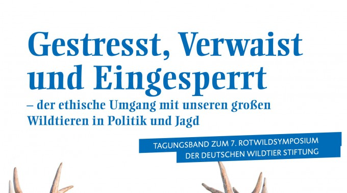 Tagungsband Zur Jagdethik Veröffentlicht